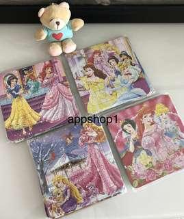 Princess puzzle- children party goodies favors, goodie bag gift, goody bag, door gift
