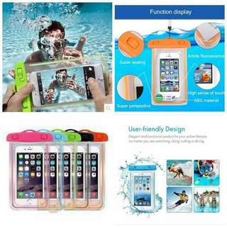 🌟Waterproof Cellphone Pouch Buy 1 take 1)