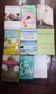 Chick Lit Books