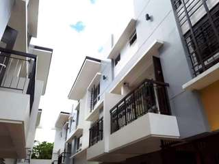 4BR Townhouse in Quezon City