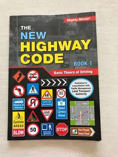 New Highway Code - Basic Theory Of Driving