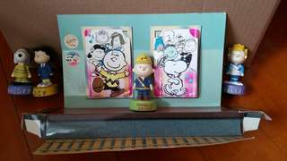 Snoopy50周年纪念套票