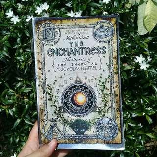 The Enchantress: The Secrets of The Immortal Nicholas Flamel by Michael Scott