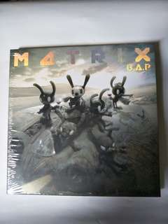 B.A.P MATRIX Album