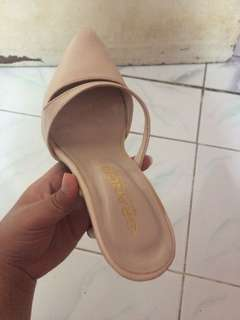 Highheels size 36 fit to 37
