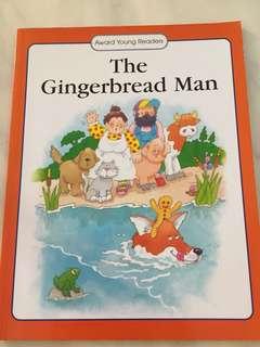 The Gingerbread Man children book