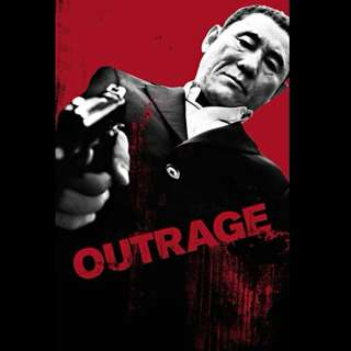 [Rent-A-Movie] OUTRAGE (2010)