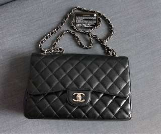 Chanel Bag Classic Jumbo A58600