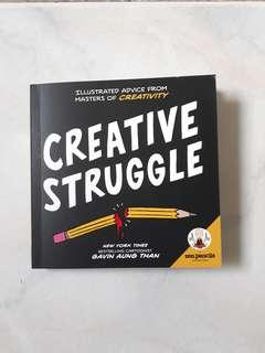 Creative Struggle - Gavin Aung Than