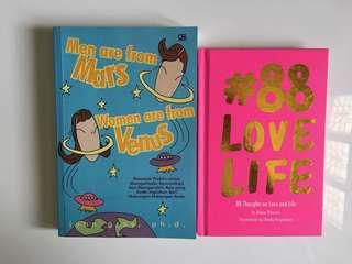 Buku buat cari pacar