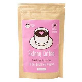 NEW Skinny Caffe Debloating Coffee