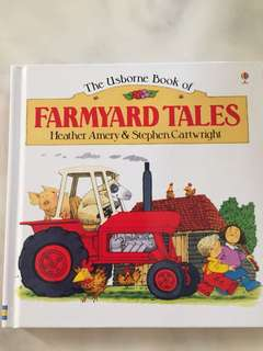 The Usborne book