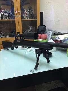 PUBG M24狙擊槍連八倍鏡連腳架😂😂
