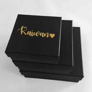 Personalized/ Customized Bridesmaid Gift box Birthday Box