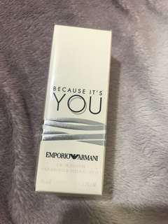Armani because it's YOU Eau de Parfum 15ml