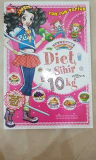 Ten ten series. Diet sihir 10kg