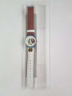 Swatch Watch dog design