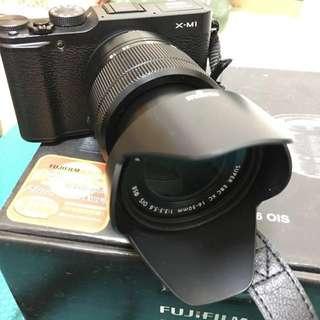 🚚 降。Fujifilm -X-M1 相機