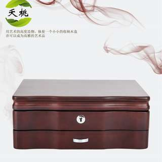 ★Cosmetic Box★Jewellery Box★Container★Collection★Wood Box★首饰盒★珠宝盒