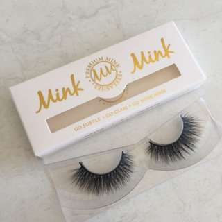 Mink Mink Lashes | Eternity