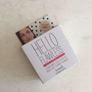 Benefit Hello Flawless! Powder Foundation | Honey