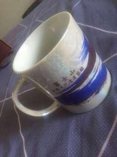 Mount Fuji Souvenir Mug