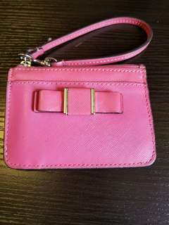 Second hand coach card holder