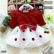 Drees polka red