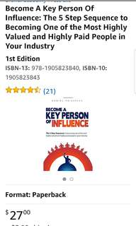 Key Person of Influence (Revised Edition)