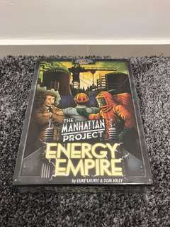 Manhattan Project: Energy Empire + promos