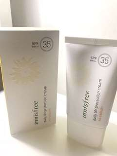 Innisfree UV protection cream
