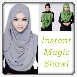 (Clearance) Instant Magic Shawl