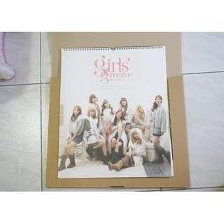 🚚 少女時代2011官方年曆 - SNSD 2011 Calendar