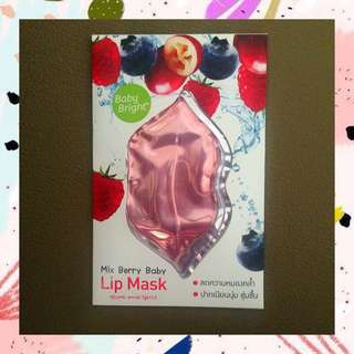 Baby Bright Mix Berry Baby Lip Mask