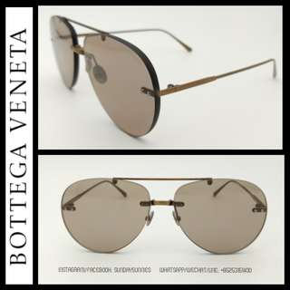 Bottega Veneta 2018 model Sunglasses 太陽眼鏡