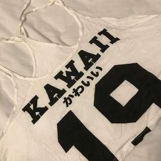 kawaii tank