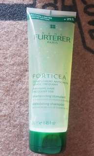 Limited ed. Furtherer Forticea shampoo