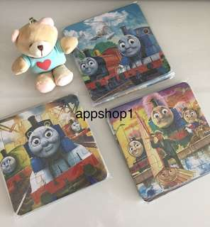 Thomas theme (puzzle) birthday goodies favors, goodie bag packages, goody bag gift, door gift