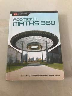 Additional Mathematics 360