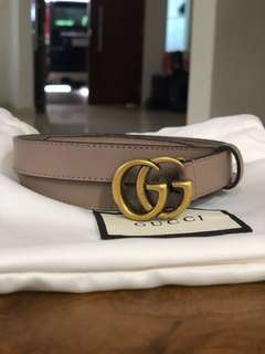 Brand new Gucci Marmont Belt