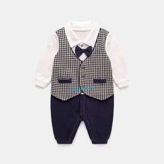 Baby Romper (Gentlemen Series)