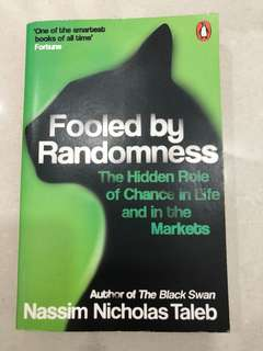 Fooled by randomness - Nicholas Taleb