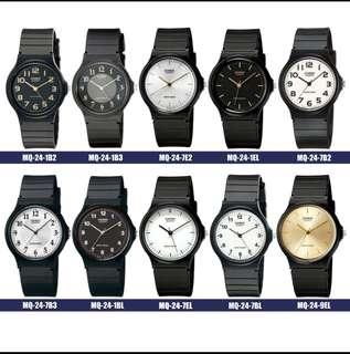 (PO) Casio MQ Series