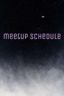 meet up schedule