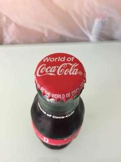 亜特蘭大 玻璃樽 Coca Cola