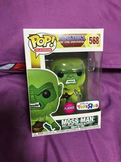 Funko masters of the universe Moss Man