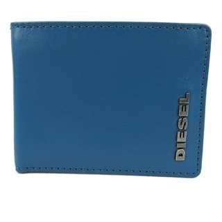Diesel Men Wallet(100% Original / REAL) goods in stock X01269-PS871-H4433 藍/橙色 NY/OR