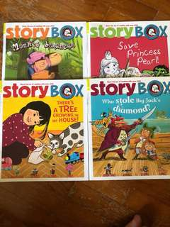 Story Box story books