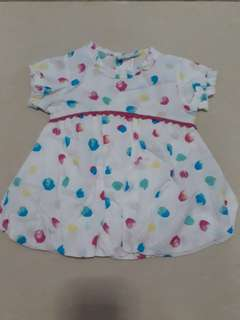 Dress Chicco, 1-2th