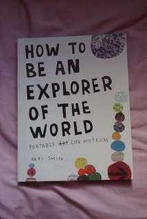 How to be an Explorer of the World by Keri Smith